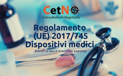 Nuovo Regolamento dispositivi medici (UE) 2017/745