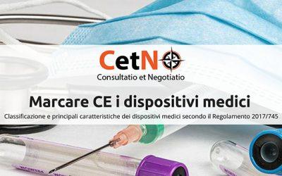 Marcare CE i dispositivi medici