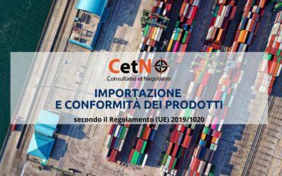 Regolamento sull'importazione