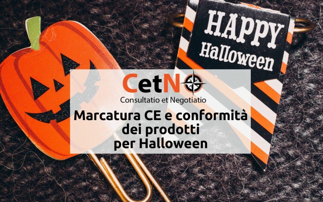 conformità prodotti halloween